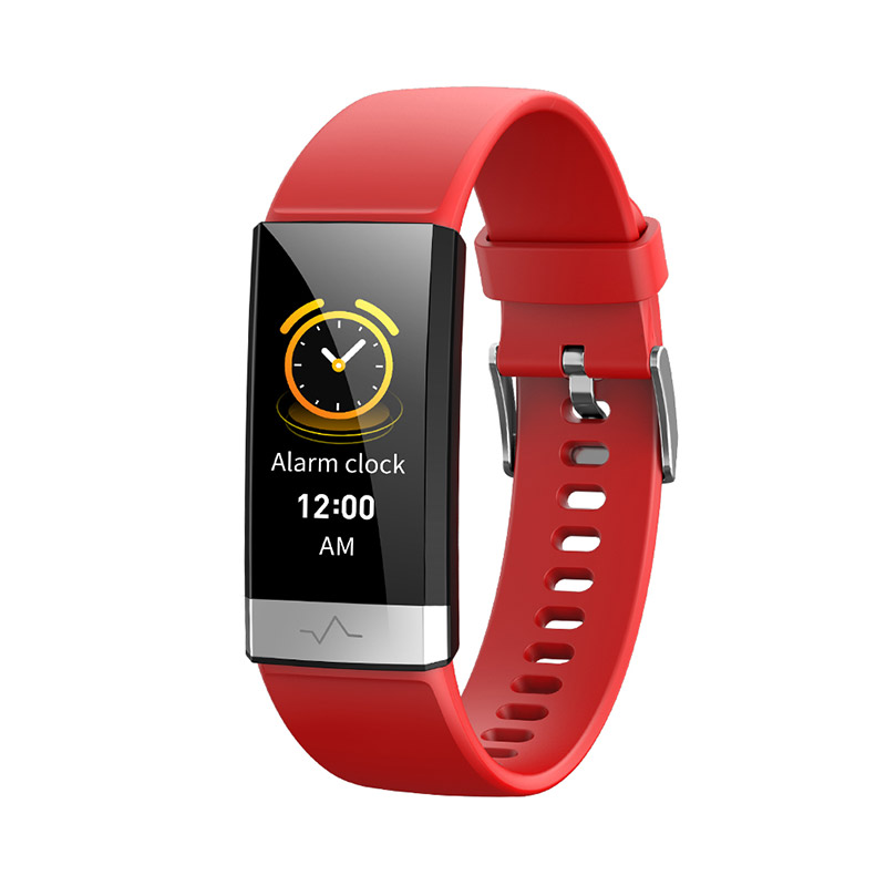 V19 Bluetooth Smartwatch ECG Monitoring Android IOS Compatible фото