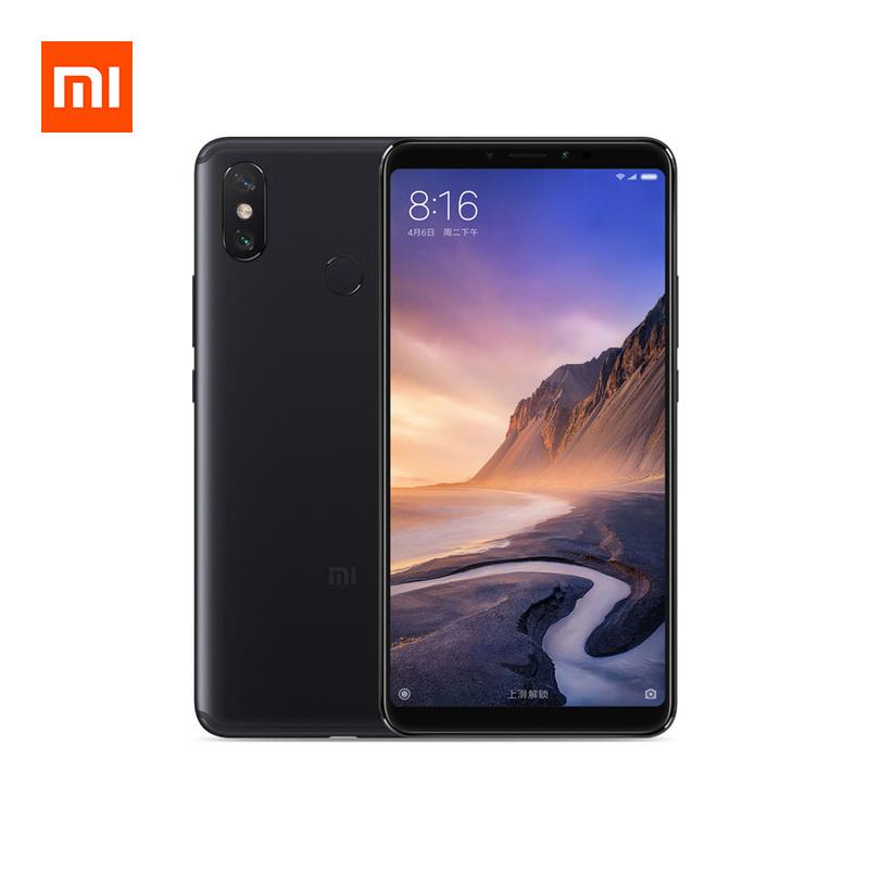 Купить со скидкой Xiaomi Mi Max 3 4G Smartphone 4GB RAM 64GB ROM Global Version