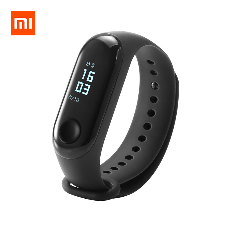 Xiaomi Mi Band 3 Smart Bracelet Wristband (Global Version)