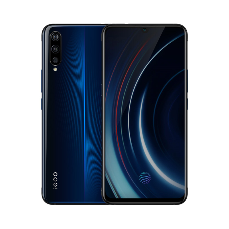 Vivo iQOO 4G Smartphone 6GB RAM 128GB ROM Chinese & English Version фото