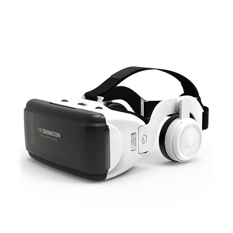 VR Shinecon SC-G06E Box Headset 3D VR Glasses фото
