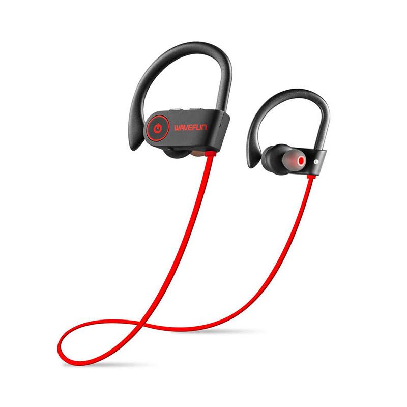 Wavefun X-Buds Wireless Bluetooth Earphones Heavy Bass Stereo Sound фото