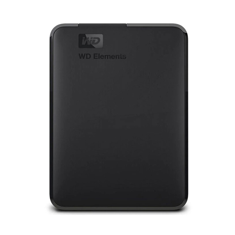 WD Elements Portable External 2TB Hard Drive USB 3.0 Port 2.5 inch HDD фото
