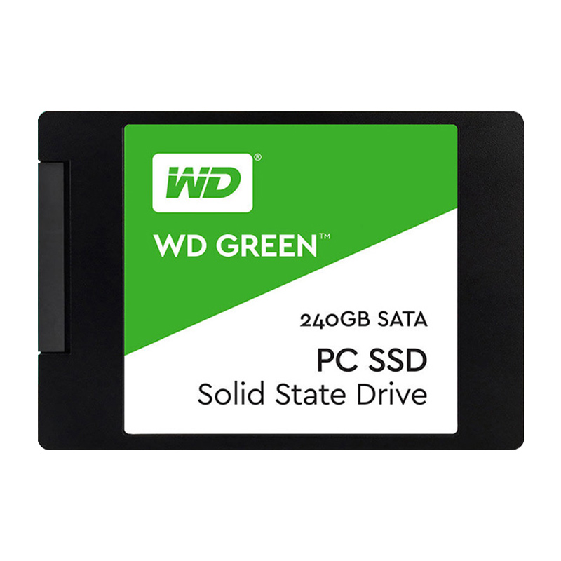 WD Green 2.5Inch SATA3 SSD фото