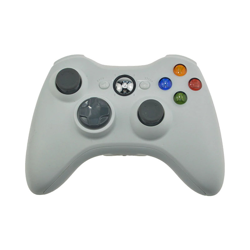 Wireless Game Controller Gamepas for Microsoft Xbox 360 Support Three-level Vibration