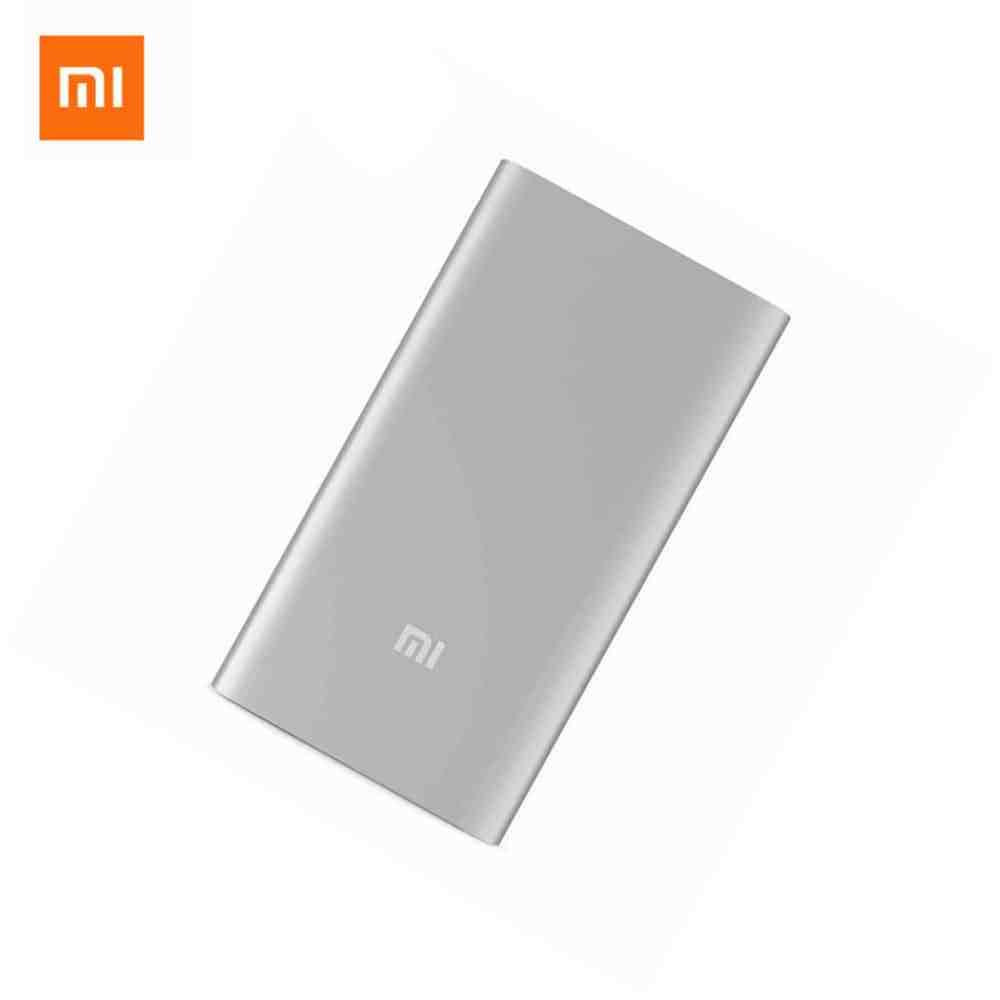 Xiaomi 5000mAh Mi Power Bank фото