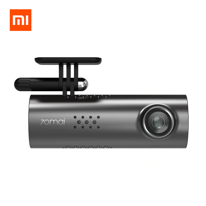Xiaomi 70mai 1S Smart Dash Cam Upgrade Version Wifi Car DVR Voice Control 1080P HD Night Vision