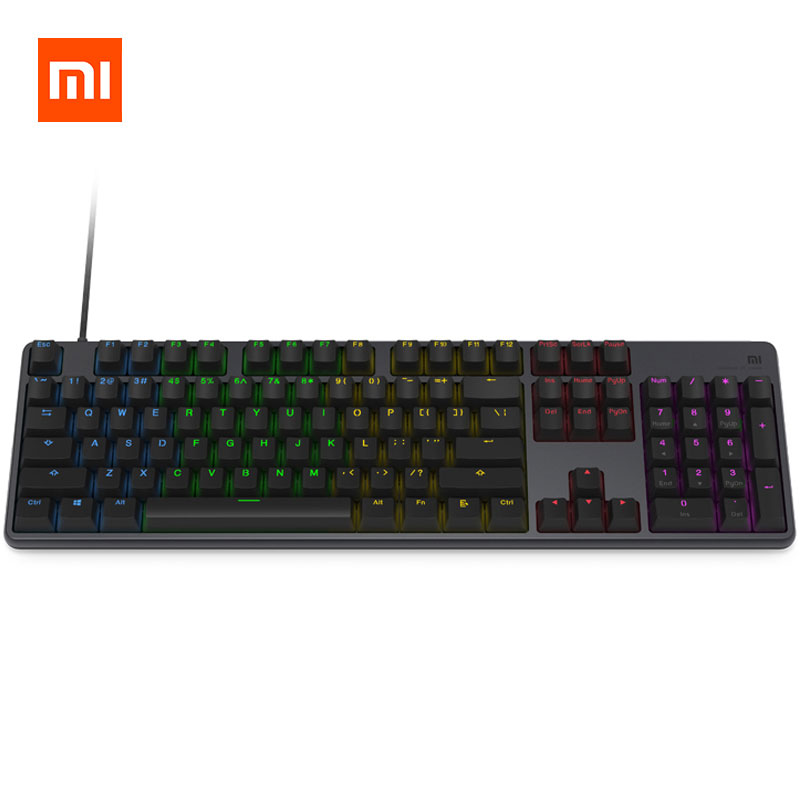 Xiaomi RGB Backlight 104Keys Mechanical Gaming Keyboard