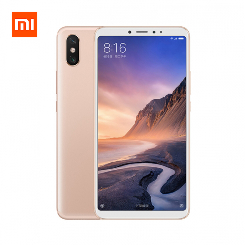 Xiaomi Mi Max 3 Smartphone 4GB RAM 64GB ROM Chinese & English Version