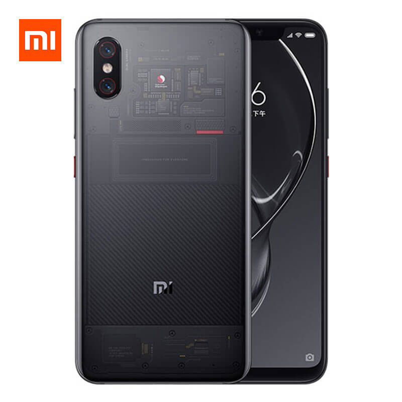 Xiaomi Mi 8 4G Smartphone Explorer Edition 8G RAM 128G ROM Chinese & English Version фото
