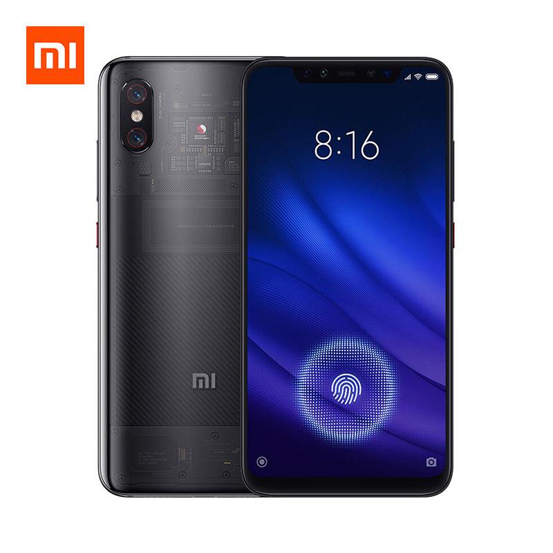 Xiaomi Mi 8 Pro 4G Smartphone 8GB RAM 128GB ROM Global Version фото