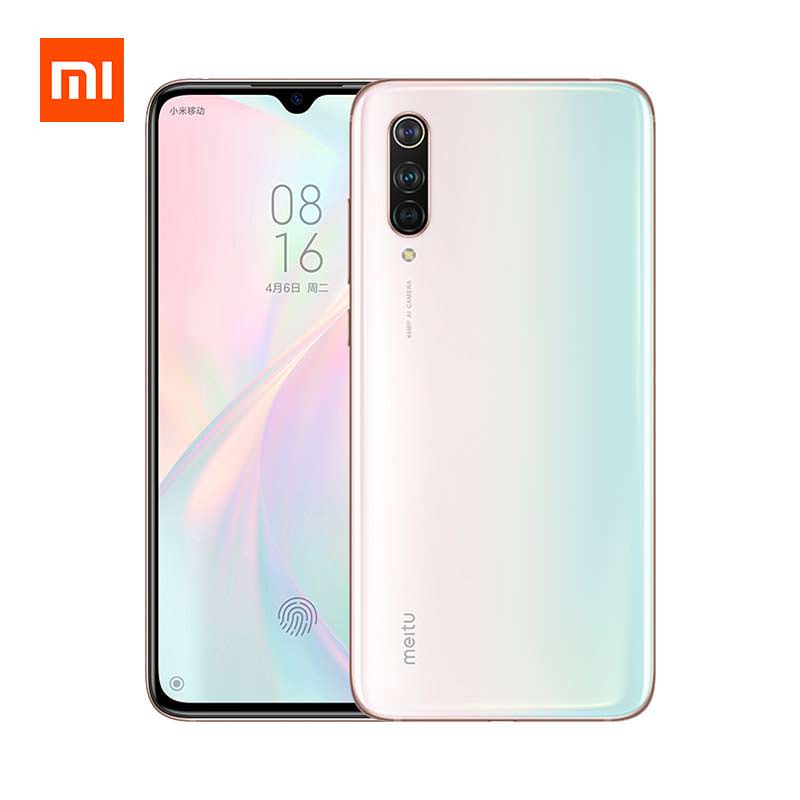 Xiaomi Mi CC9 4G Smartphone Meitu Customized Edition 8GB RAM 256GB ROM Chinese & English Version фото