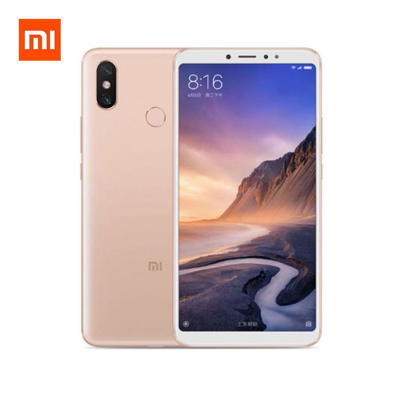 Xiaomi Mi Max 3 4G Smartphone 6GB RAM 128GB ROM Chinese & English Version фото
