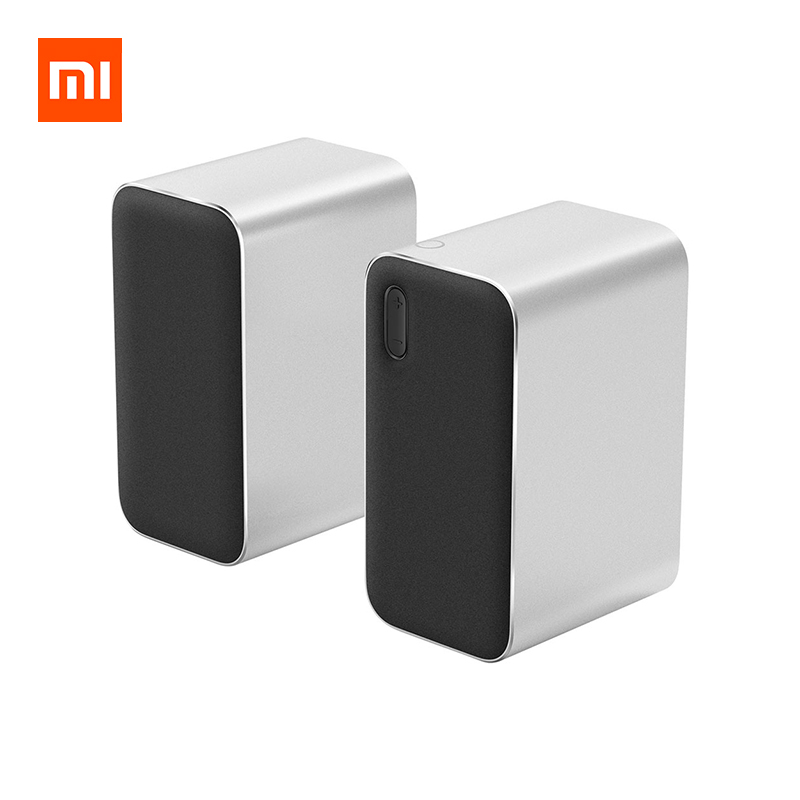 Xiaomi Wireless Bluetooth Computer Speaker 2pcs фото
