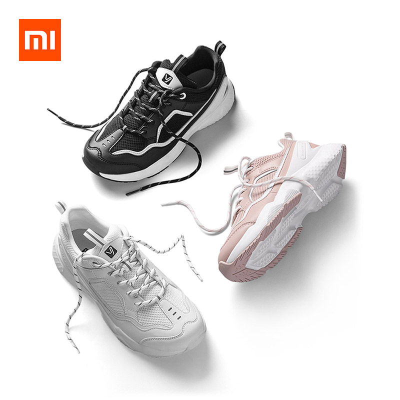 Xiaomi YUNCOO Fashion Walking Shoes Lightweight Soft Breathable Sole