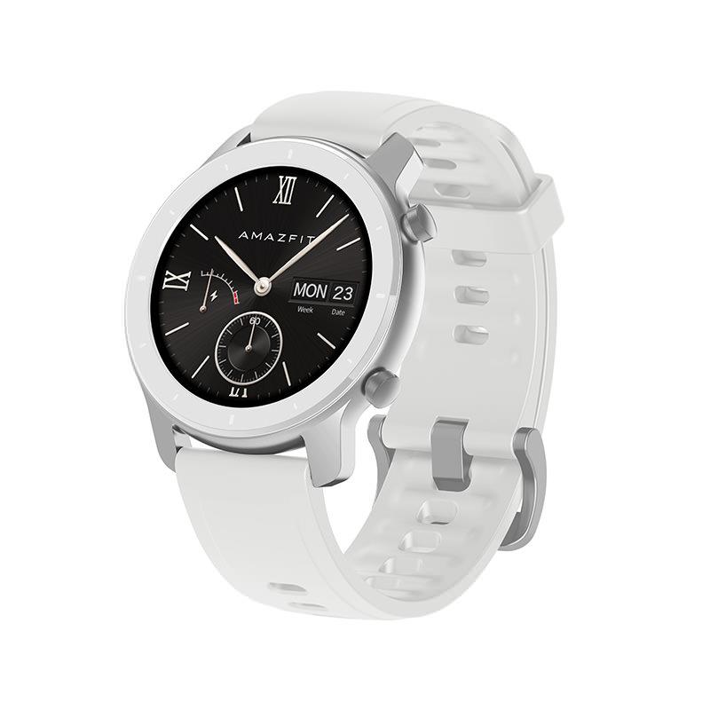 HUAMI AMAZFIT GTR Smartwatch AMOLED Screen 42mm Bluetooth 5.0 GPS Global Version фото