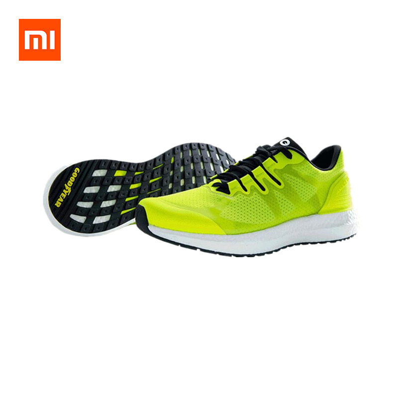 Xiaomi AMAZFIT Men Running Shoes Lightweight Breathable Anti-slip Sneakers