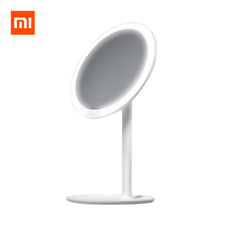 XIAOMI AMIRO HD Mirror Dimmable Adjustable Countertop 60 Degree Rotating фото