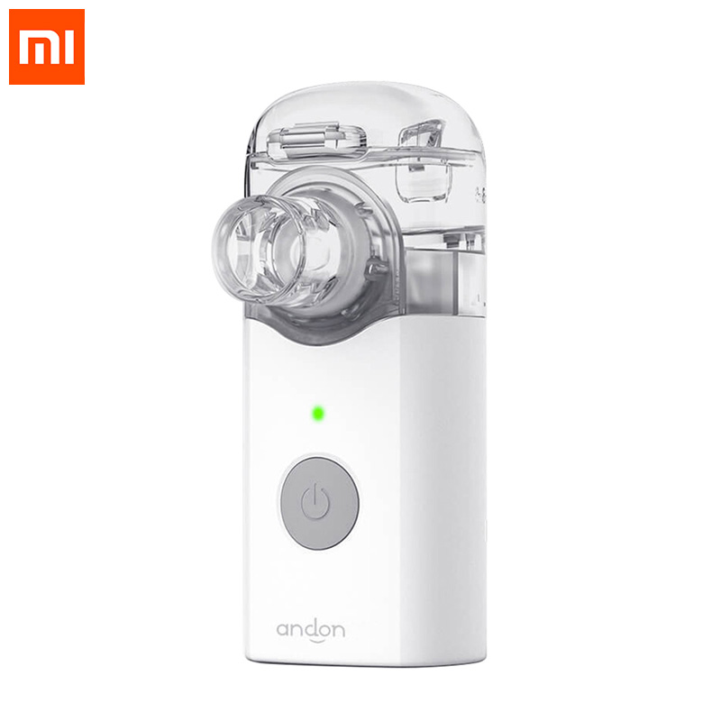 Xiaomi Andon VP-M3A Micro Mesh Nebulizer for Adult Children Healthcare Stable Nebulization Rate USB Charging фото