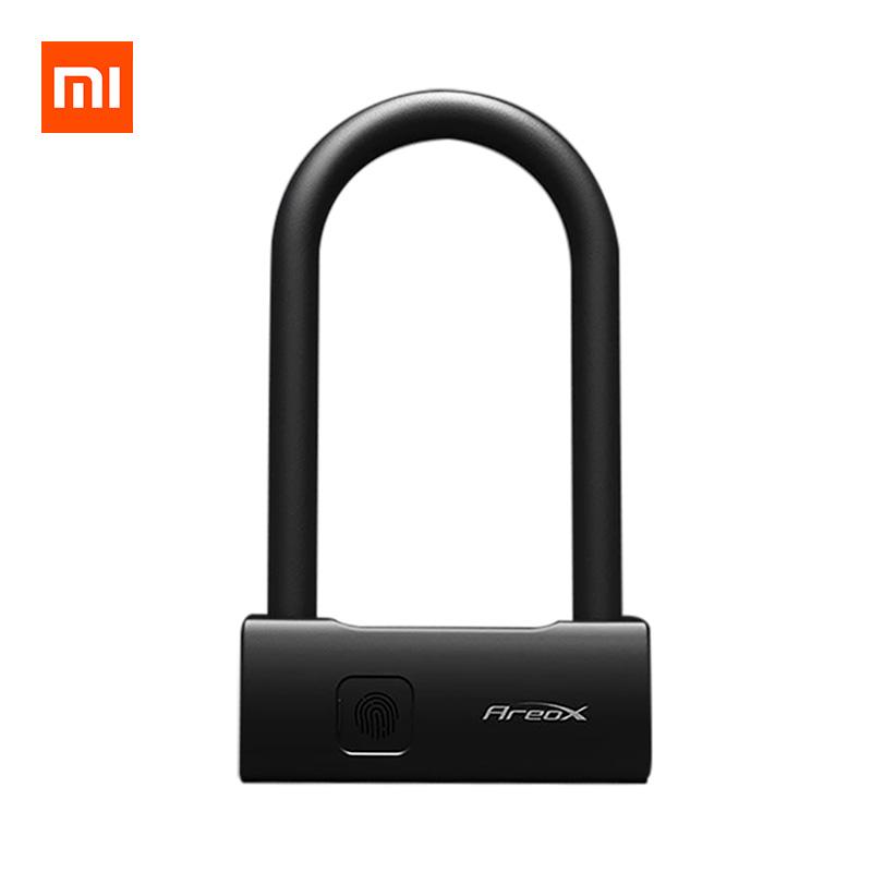 Xiaomi AreoX U8 Smart Fingerprint U-lock фото