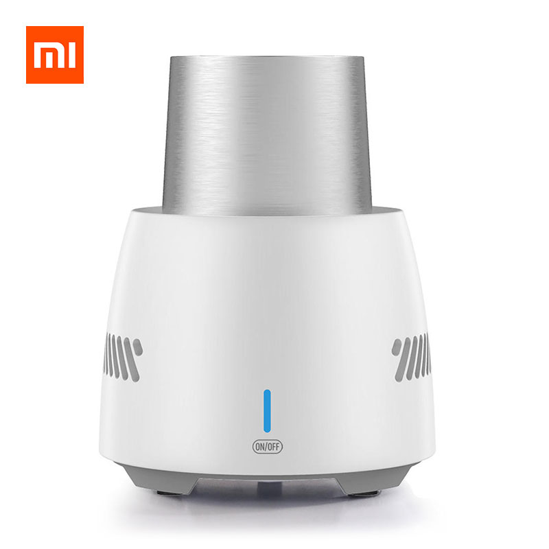 Xiaomi BOLING Smart Touch Control Frozen Drink Cooler Portable Mini Refrigerator