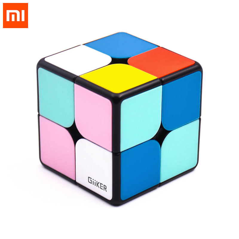 Xiaomi Giiker I2 Smart Magnetic Cube High Performance Racing Structure Design фото