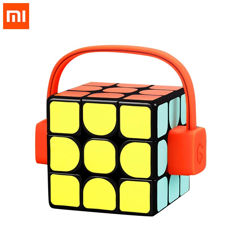 Xiaomi Giiker I3 Super Rubik's Cube Smart Magic Magnetic Bluetooth APP Sync
