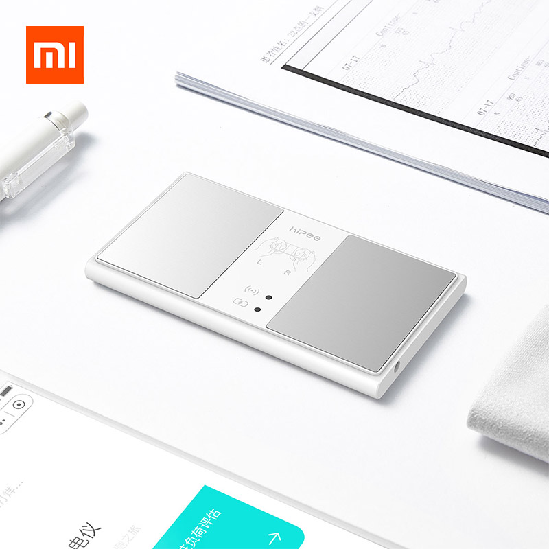 Xiaomi Hipee Intelligence Ecg Monitor фото