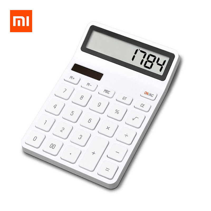 Xiaomi LEMO K1410 Calculator LCD Display Intelligent Shutdown фото