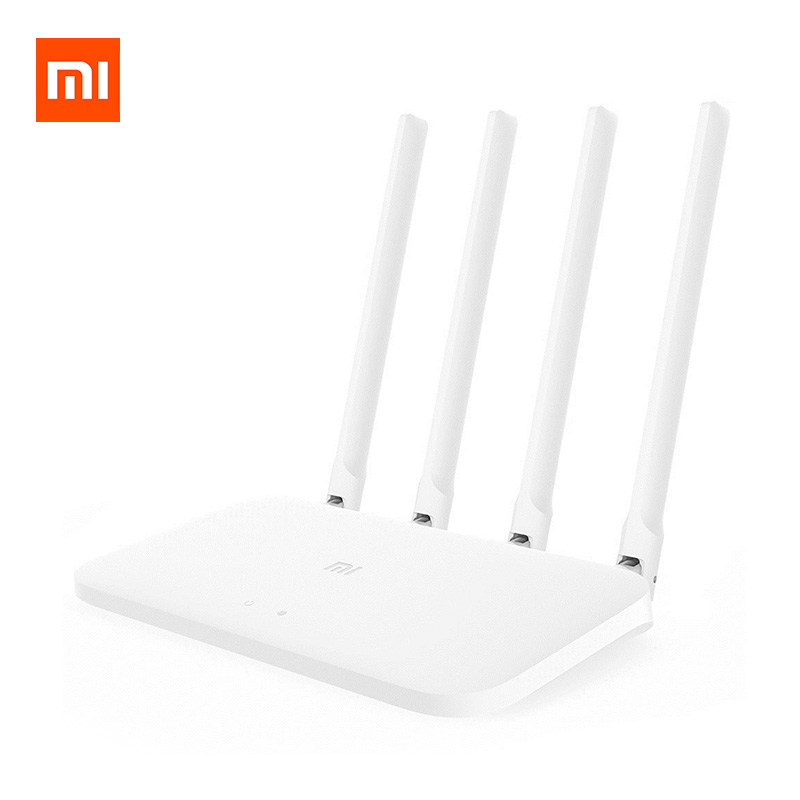 Xiaomi Mi 4A Dual Band Router Gigabit Edition 16MB ROM 128MB RAM фото