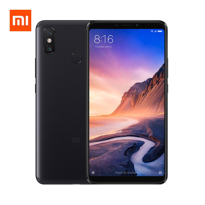 Xiaomi Mi Max 3 4G Smartphone 6.9 inch International Version Snapdragon 636 Octa Core 5500mAh фото