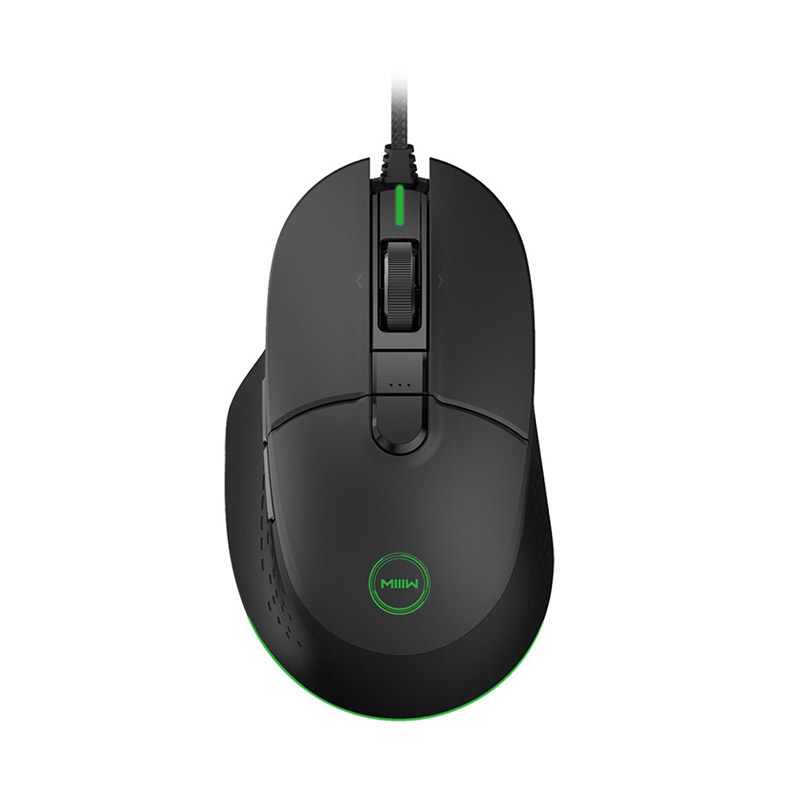 Xiaomi MIIIW 700G Wired Gaming Mouse RGB Colorful фото