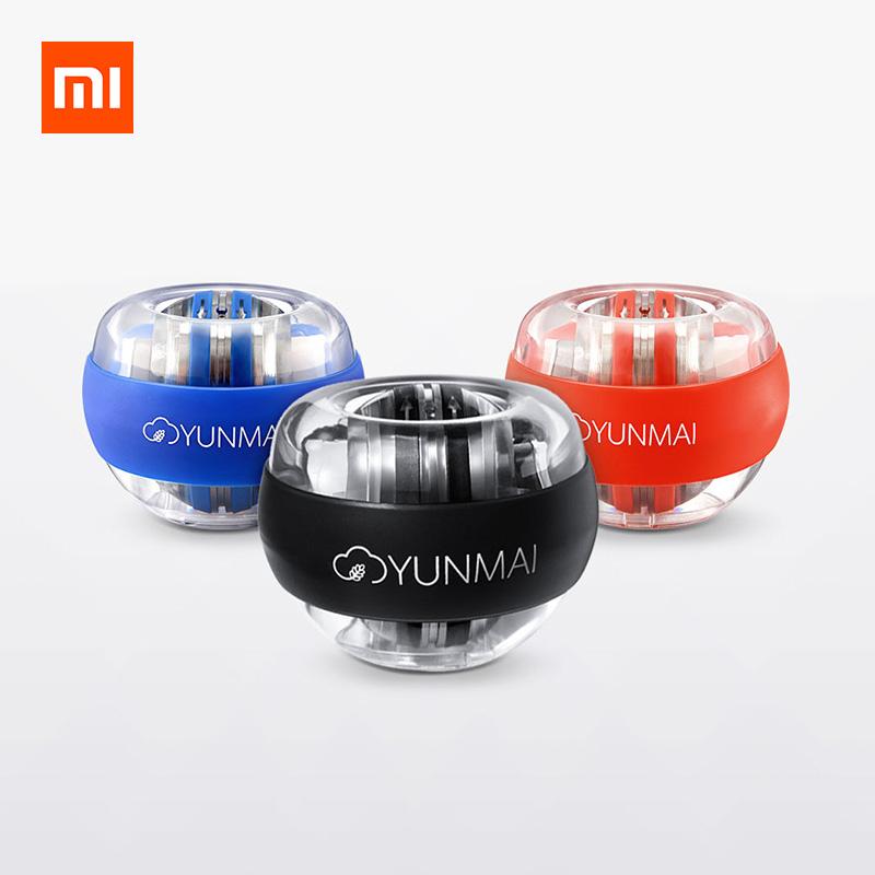 Xiaomi Mijia Yunmai Wrist Trainer LED Gyroball фото