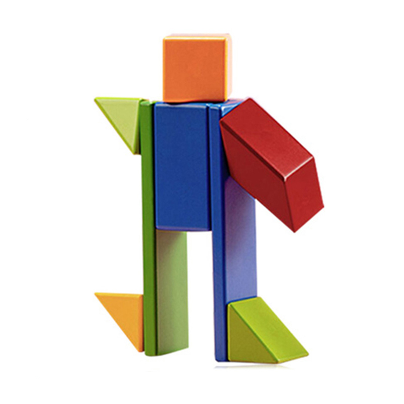 MiTU MTJM01MT Magnetic Building Block фото