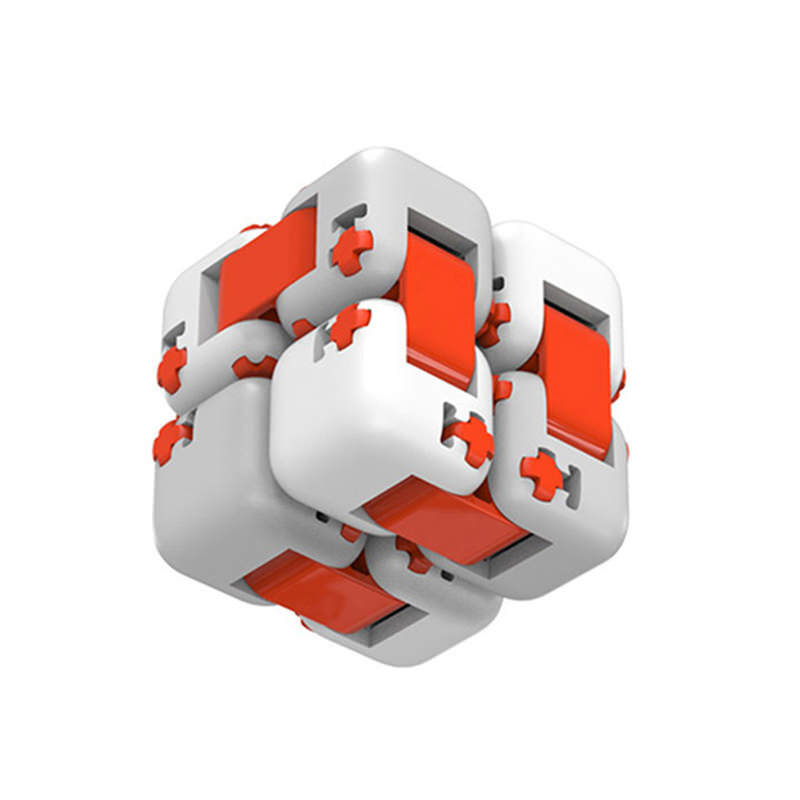 MiTU Puzzle Building Blocks Finger Spinner Toy фото