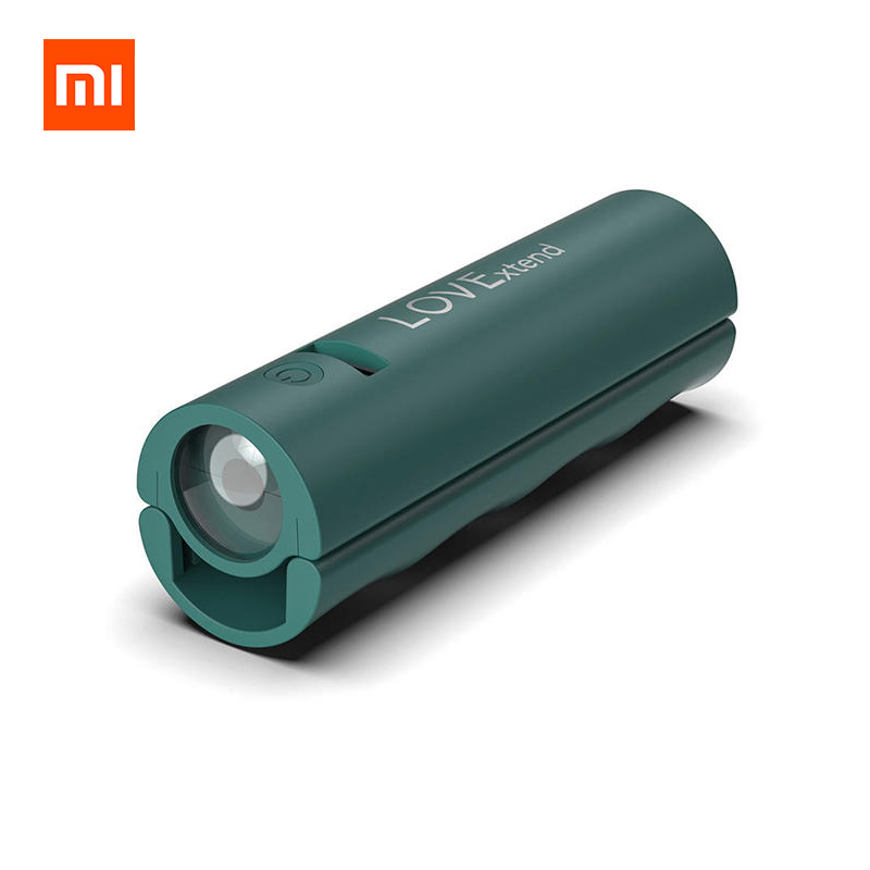 Xiaomi LOVExtend LP-100 Multi-function 3000mAh Power Bank Flashlight Bag Holder фото