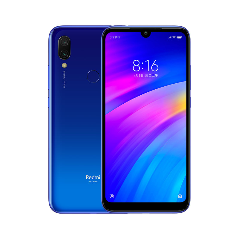 Купить со скидкой Xiaomi Redmi 7 4G Smartphone 3GB RAM 32GB ROM Global Version