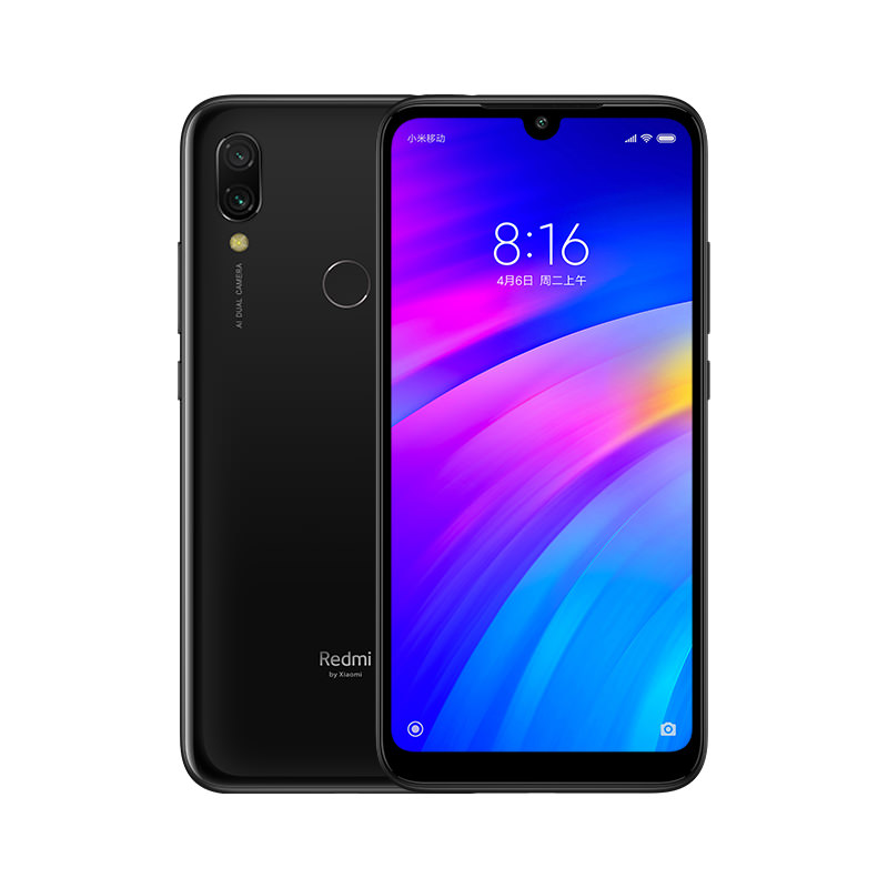 Xiaomi Redmi 7 4G Smartphone 3GB RAM 64GB ROM Global Version фото