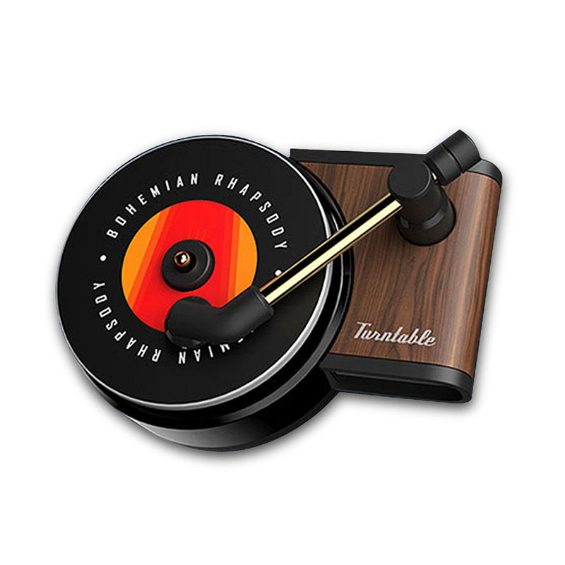 Sothing TITA DSHJ-B-1902 Turntable Phonograph Car Fragrance Car Air Freshener from Xiaomi Youpin фото