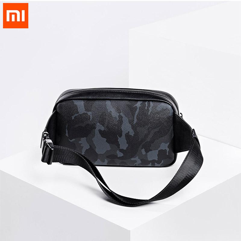 XIAOMI VLLICON Waist Pack Fashion Camouflage Multifuntion Pocket Waterproof