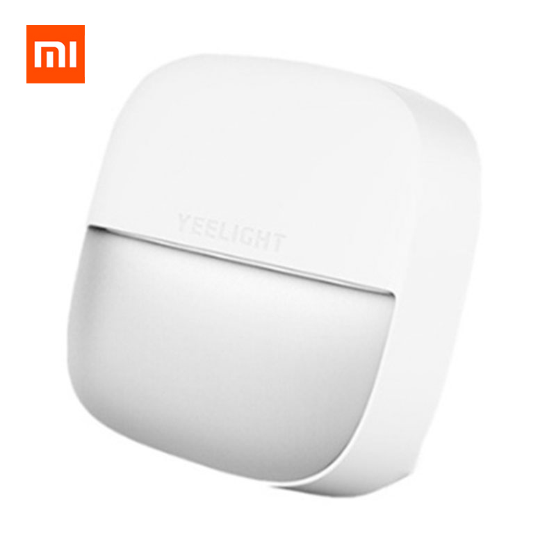 Xiaomi Yeelight YLYD09YL Square Night Light Light-controlled Sensor Ultra-Low Power Consumption AC220V фото