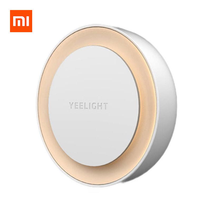 XIAOMI YEELIGHT YLYD10YL Plug-in Night Light Smart Auto Sensitive Light Sensor Control фото