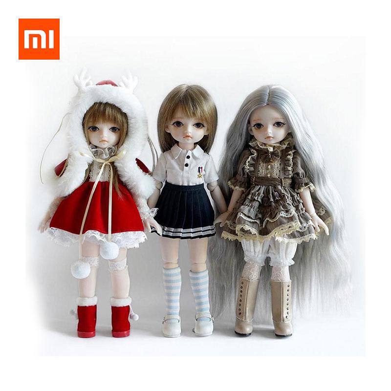 Xiaomi Youpin Monst Simulation Cute BJD Doll Toy фото