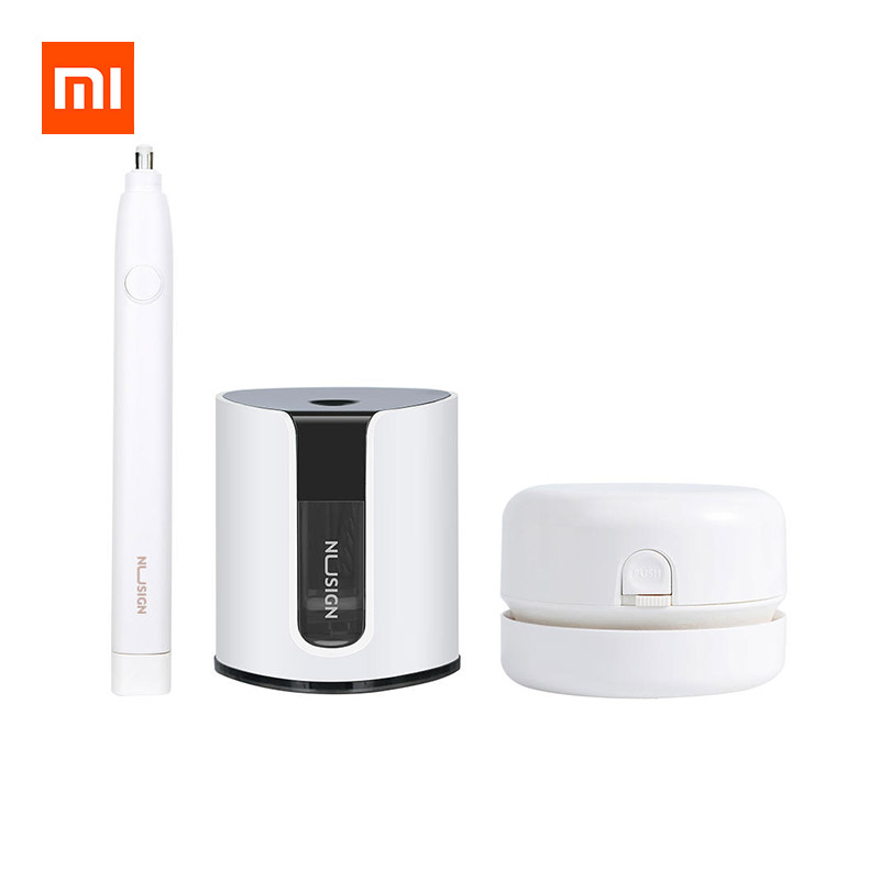Xiaomi NUSIGN NSYP002 4Pcs Electric Stationery Set фото