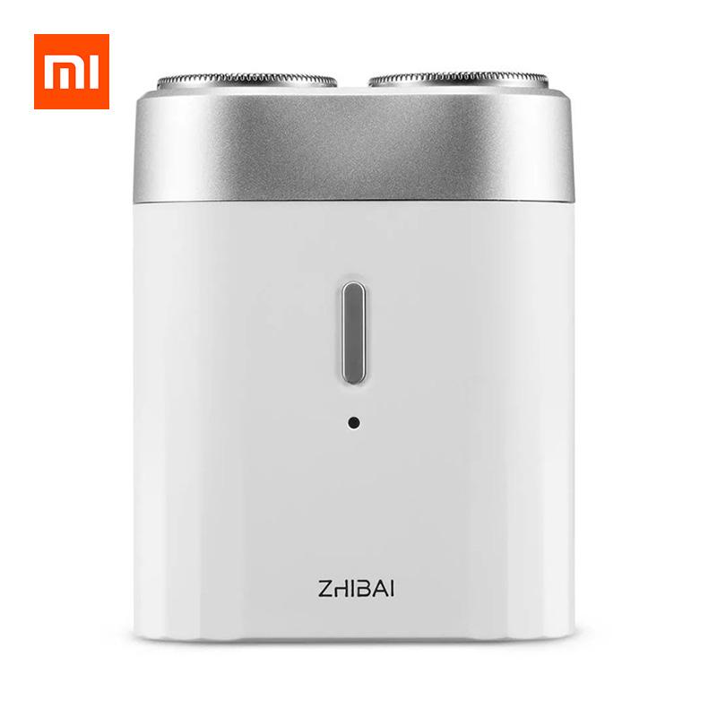 Xiaomi ZHIBAI SL201 Mini Electric Shaver Wireless USB Charging фото
