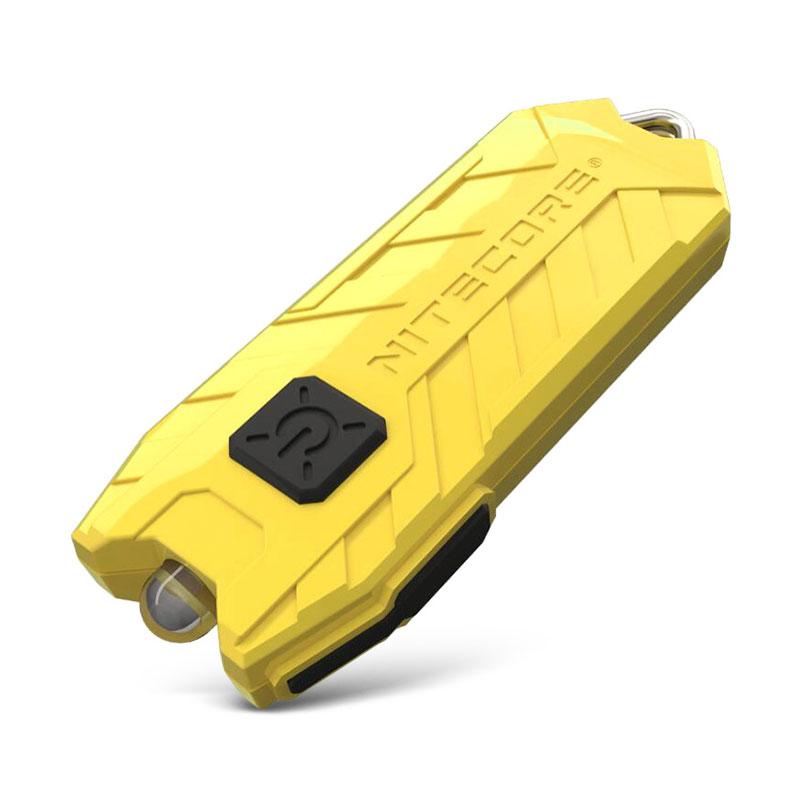 Nitecore TUBE USB Rechargeable LED Keychain Flashlight 45LM фото