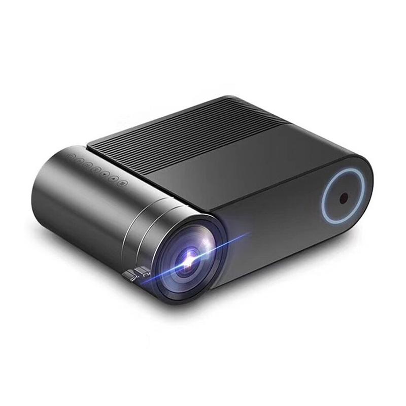 YG550 Mini Led Projector 2400 Lumens 1280x720 HD Video Beamer HDMI USB 1080P WiFi фото