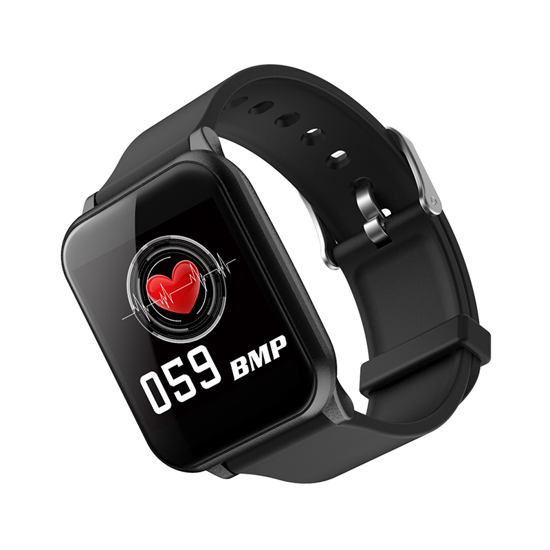 Z02 PPG Sports Smartwatch Heart Rate Monitor Waterproof IP67