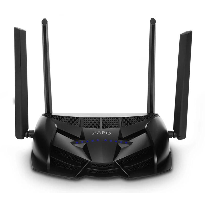 ZAPO Z-1200 Smart Game Router Dual Band Wireless фото