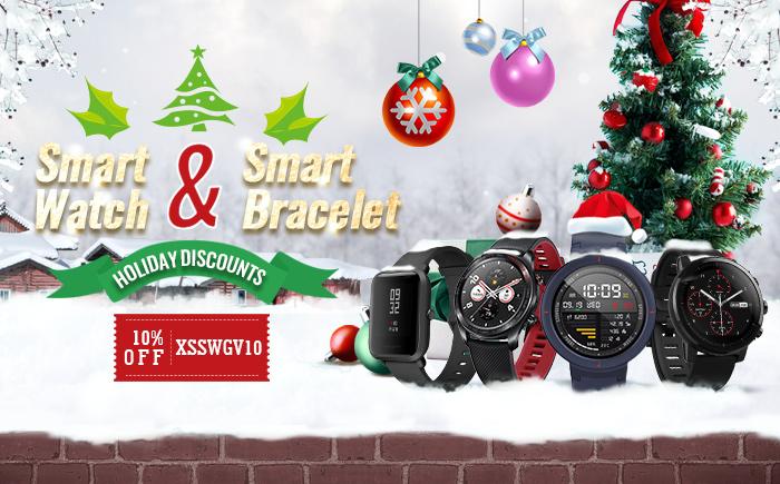 GearVita Smart Watches And Smart Bracelets Discount